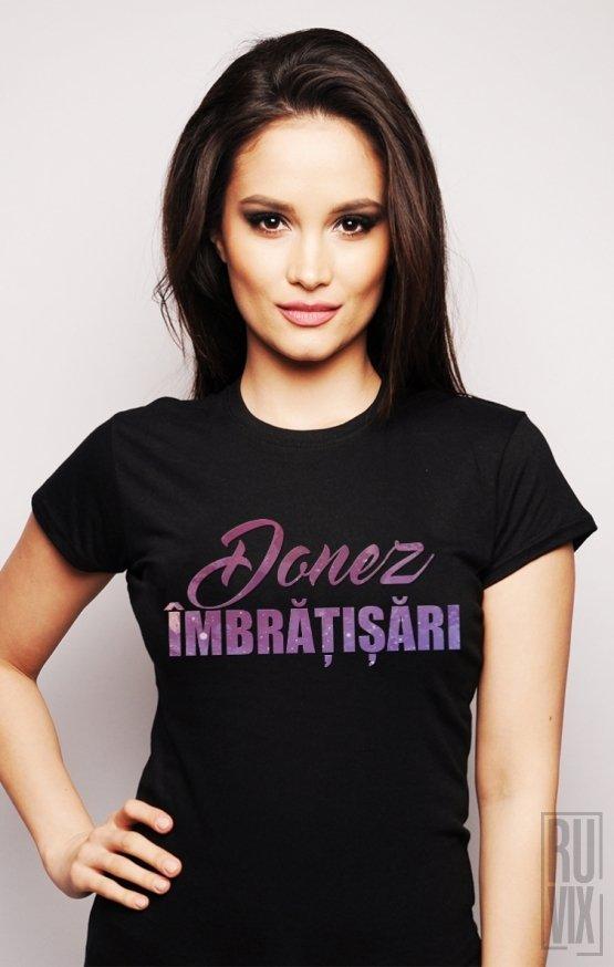 Tricou Donez Îmbrățișări