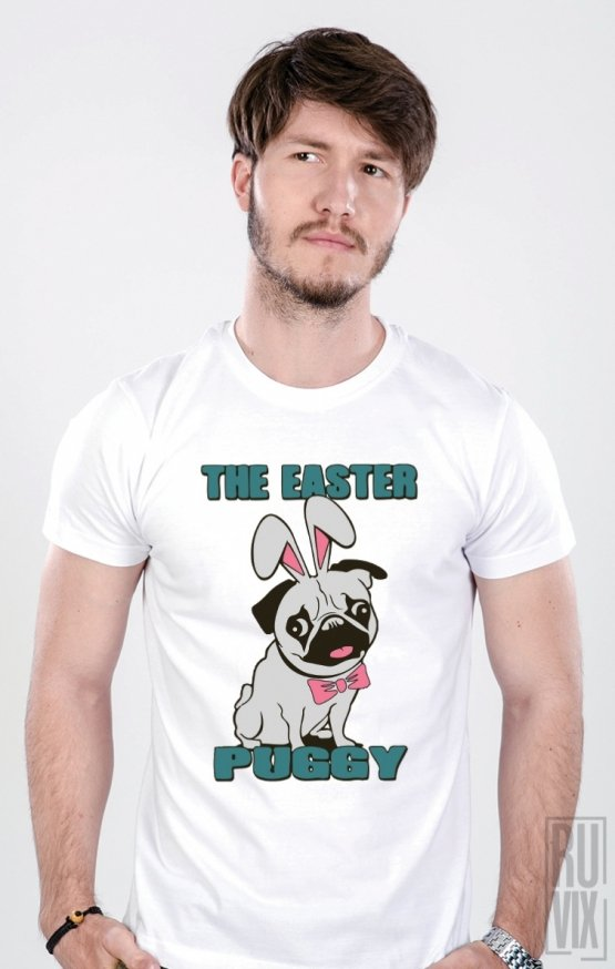 Tricou Easter Puggy