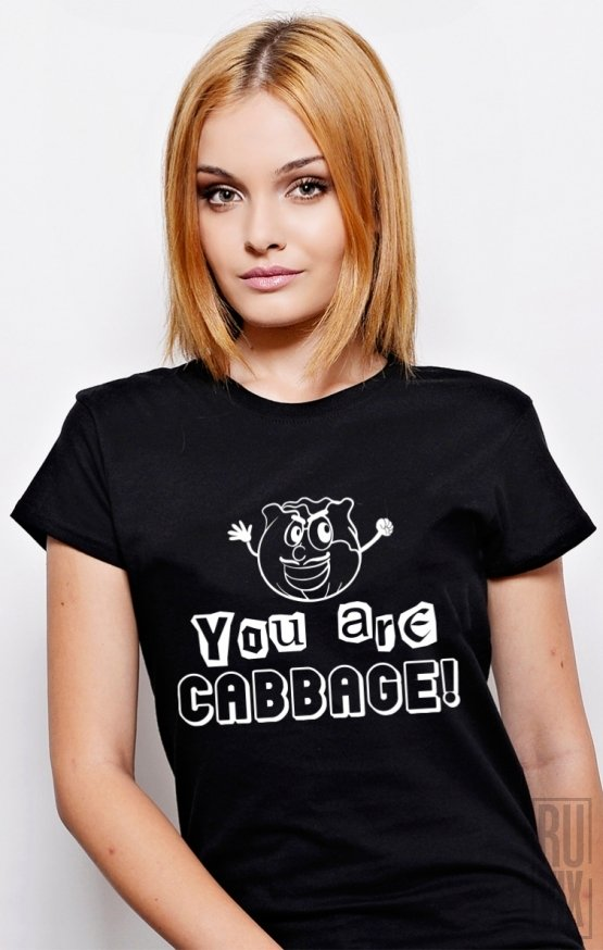 Tricou Ești Varză