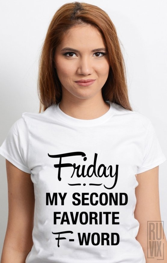 Tricou Favorite F Word