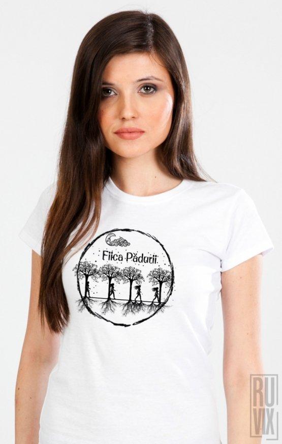 Tricou Fiica Pădurii 1.0