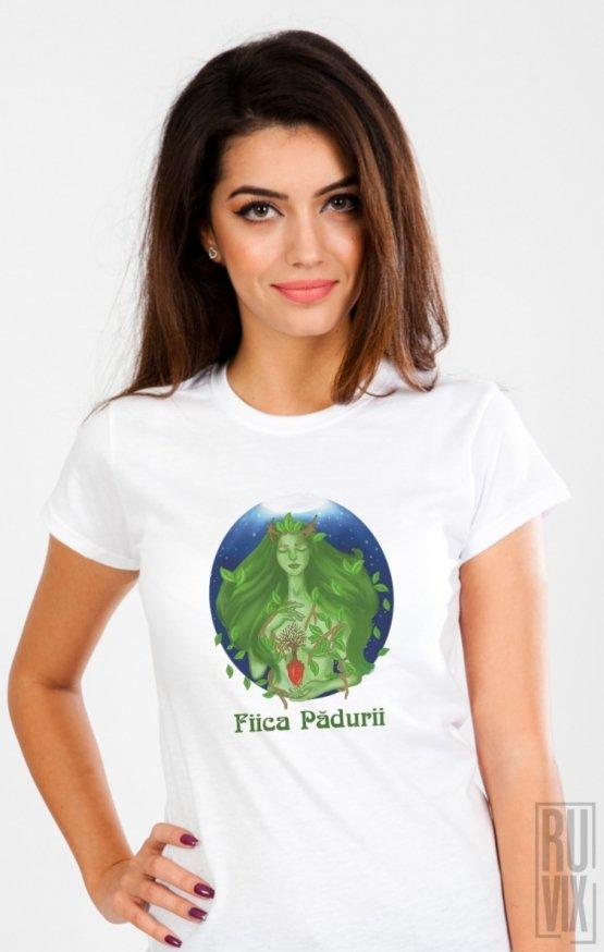Tricou Fiica Pădurii 2.0