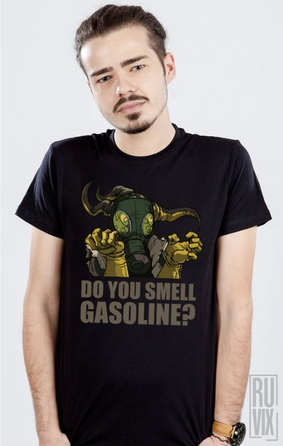 Tricou Gasoline