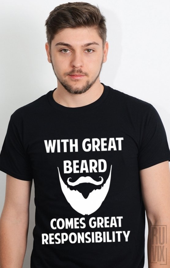 Tricou Great Beard