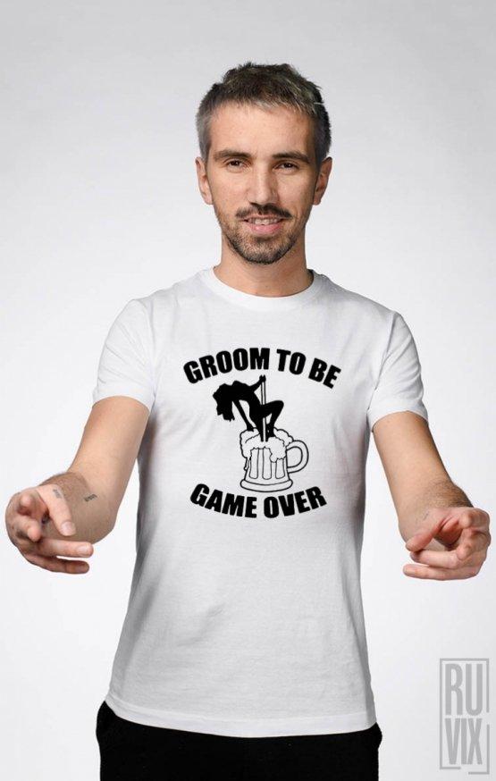 Tricou Groom To Be