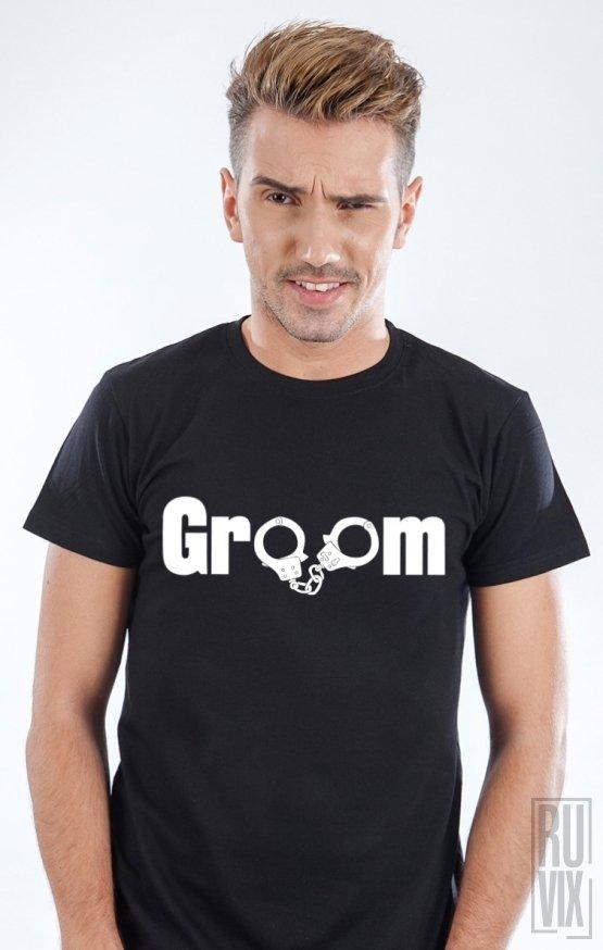 Tricou Groom