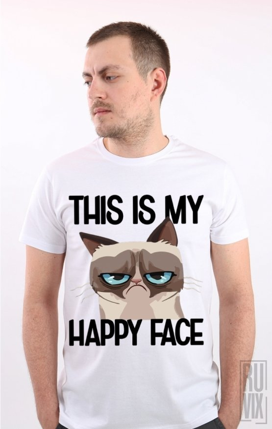 Tricou Happy Face