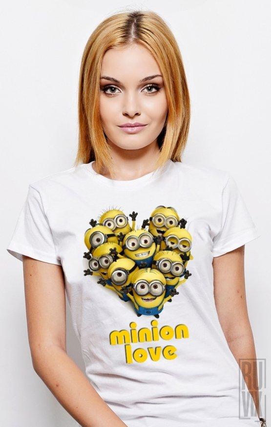 Tricou Inimă Minioni