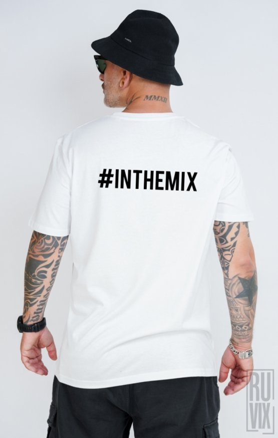 Tricou #INTHEMIX BACK