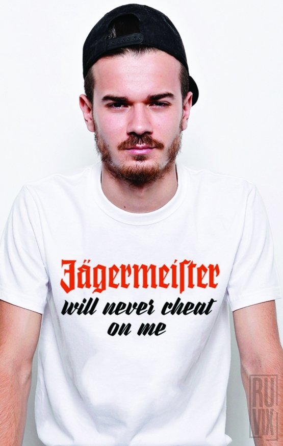 Tricou Jagermeister