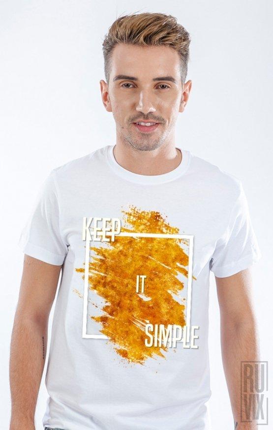 Tricou Keep It Simple