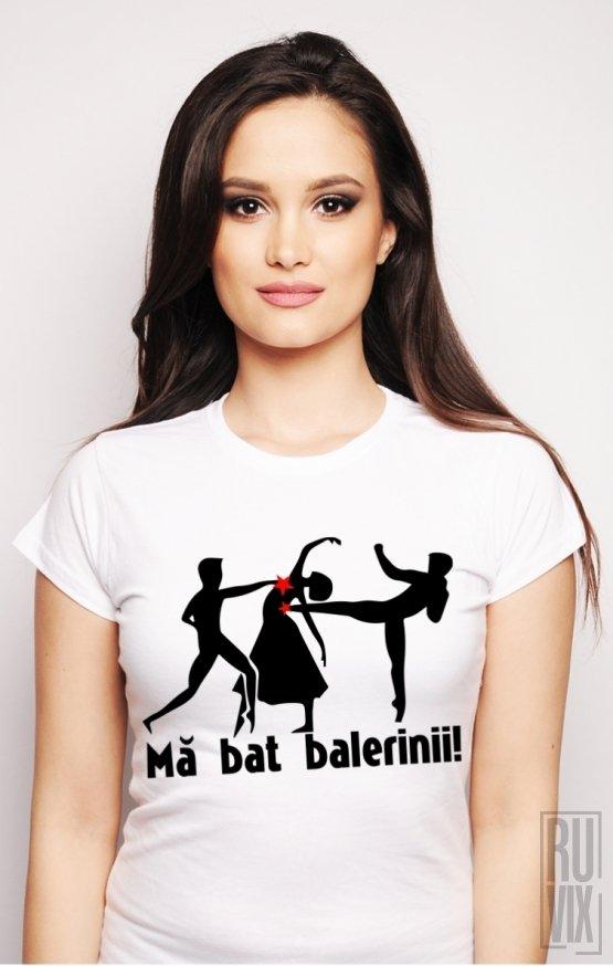 Tricou Mă Bat Balerinii!