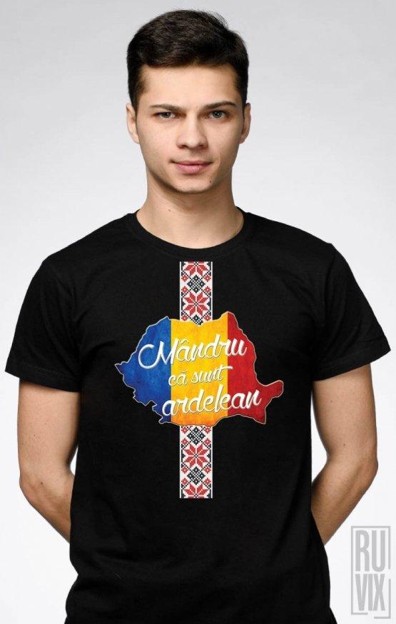Tricou Mândru Că Sunt Ardelean