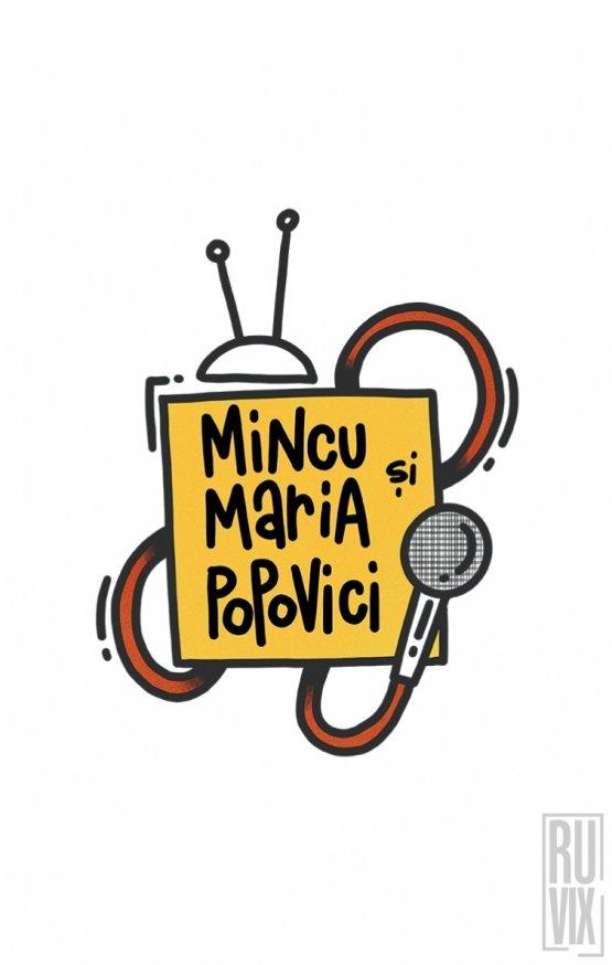 Tricou Mincu și Maria