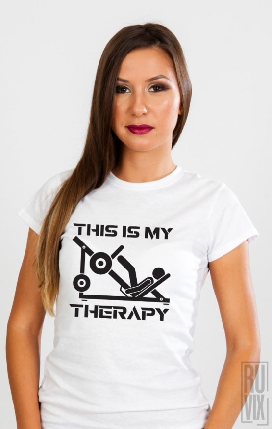 Tricou My Therapy