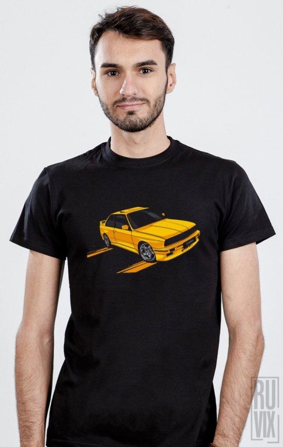 Tricou NEGRU BMW E30