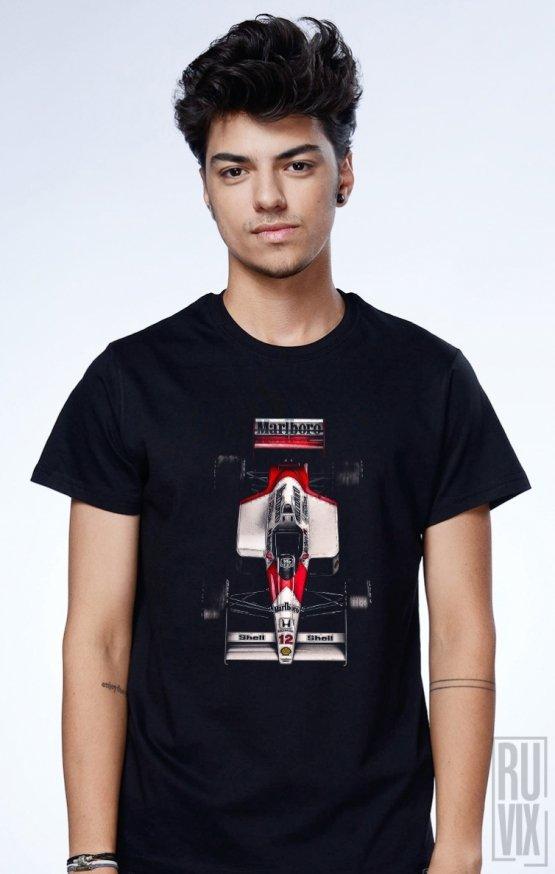 Tricou NEGRU Formula 1