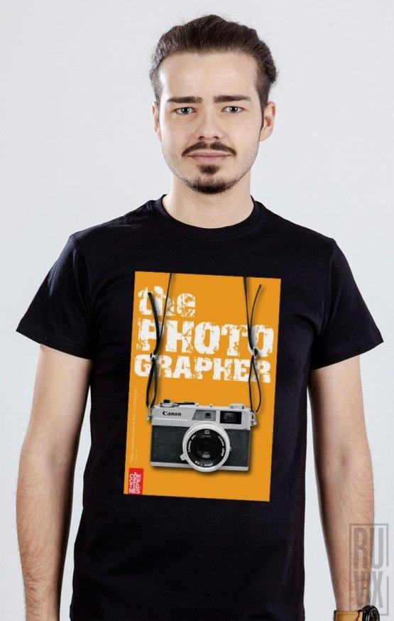 Tricou Negru The Photographer 5