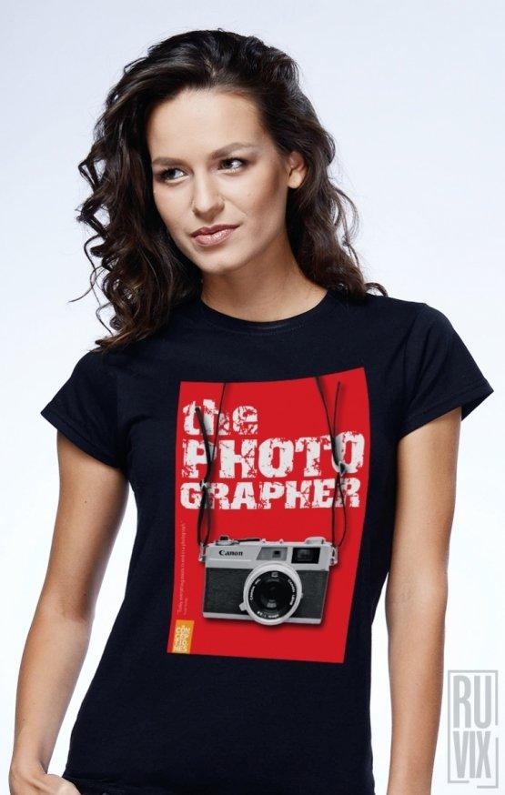Tricou Negru The Photographer 6