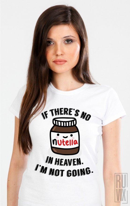 Tricou Nutella