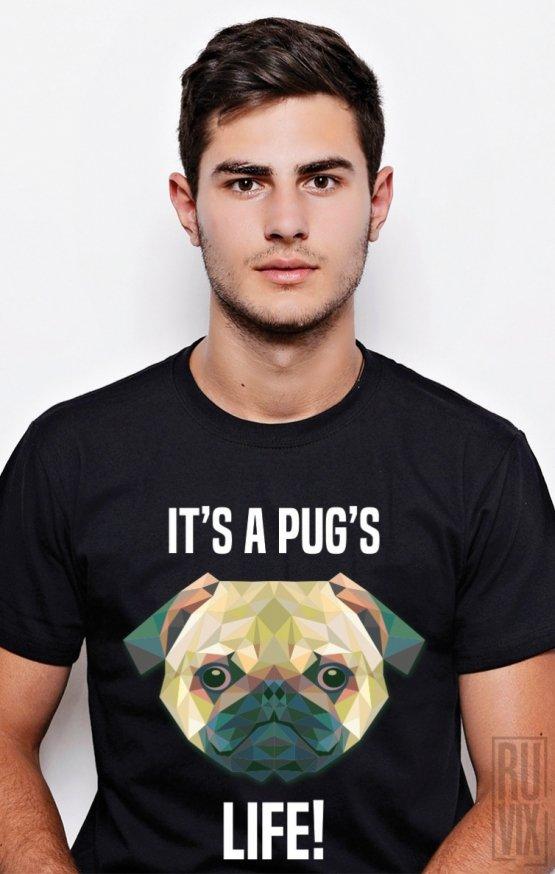 Tricou Pug Life