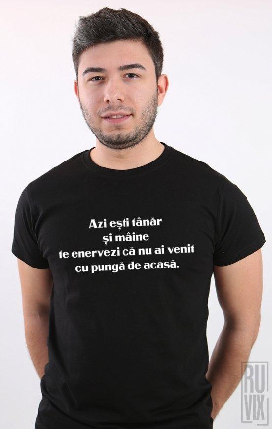 Tricou Punga de Acasă