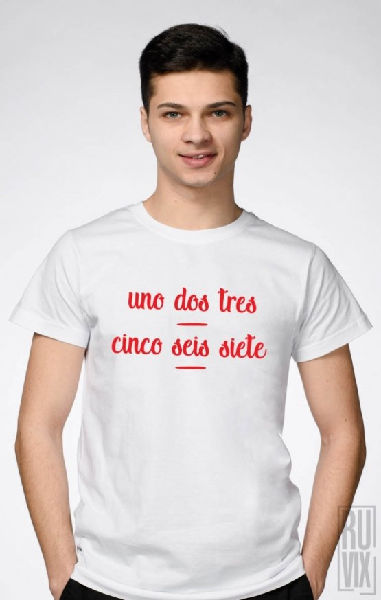 Tricou Salsa Counting