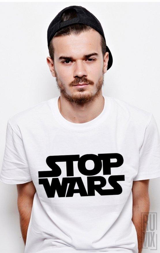 Tricou STOP WARS