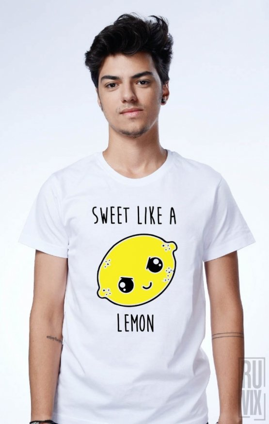 Tricou Sweet Like Lemon