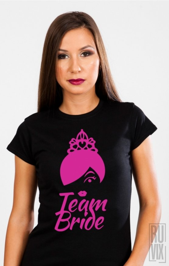 Tricou Team Bride (CROWN)