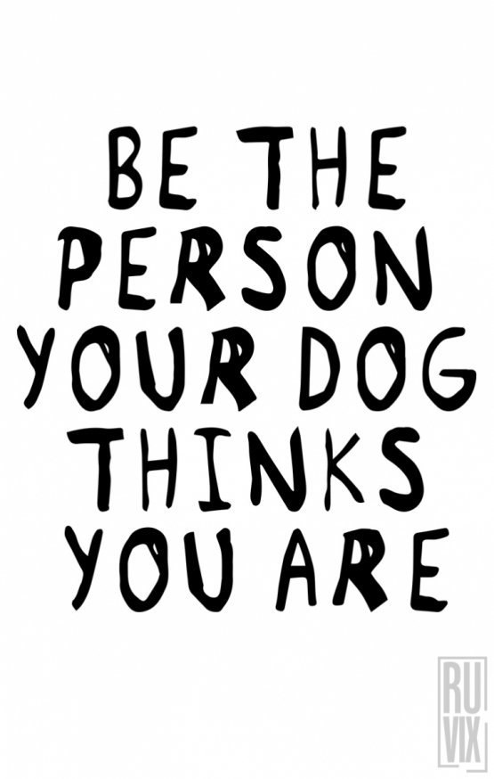 Tricou The Person Your Dog Thinks
