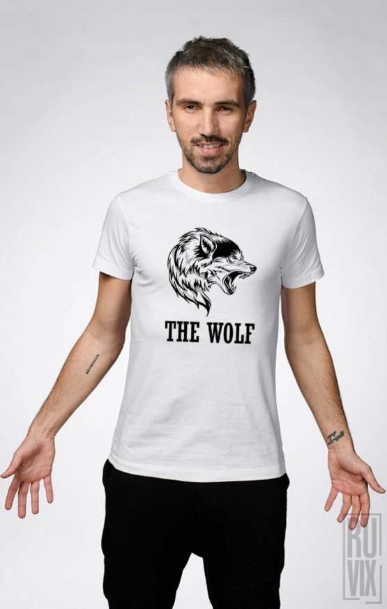 Tricou The Wolf