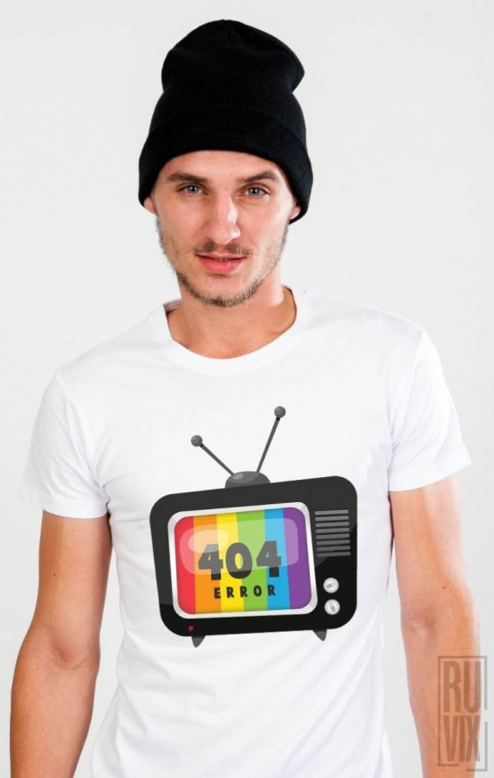 Tricou TV Error