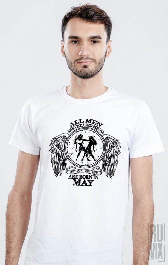 Tricou Gemeni - Zodiac Mai Bărbați