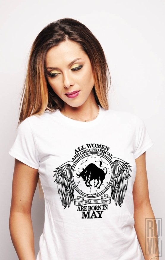 Tricou Taur - Zodiac Mai Damă