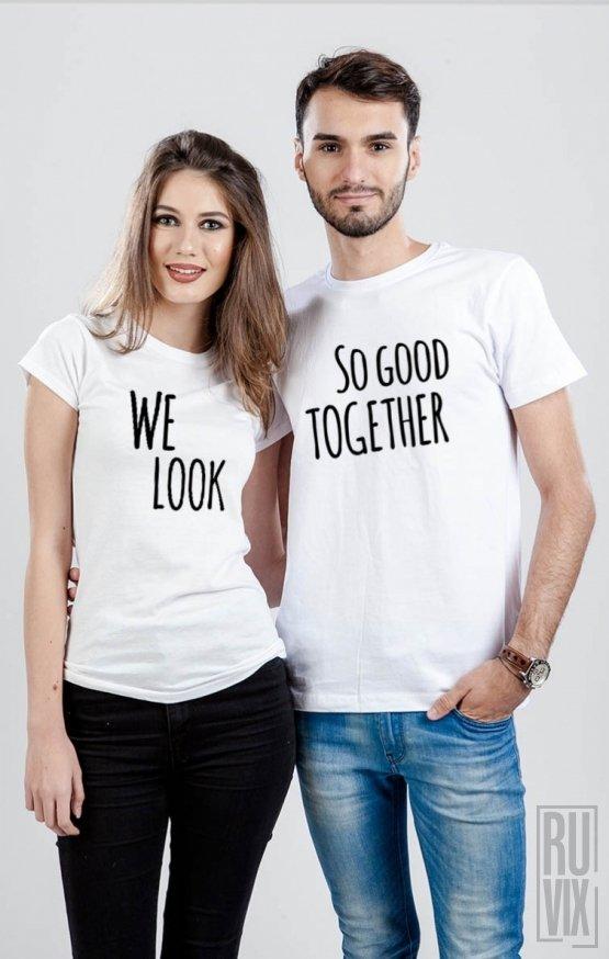 Tricouri de Cuplu Good Together