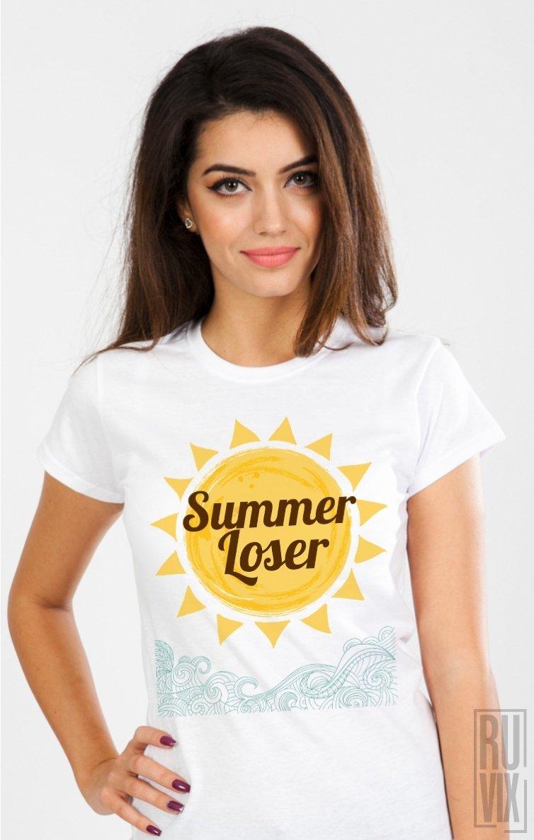 PROMOȚIE Tricou Pierde Vară