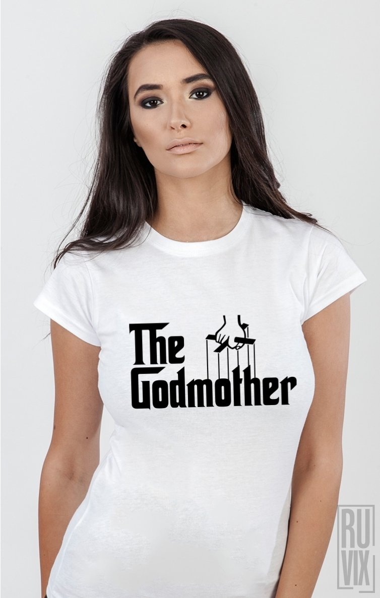 PROMOȚIE Tricou The Godmother