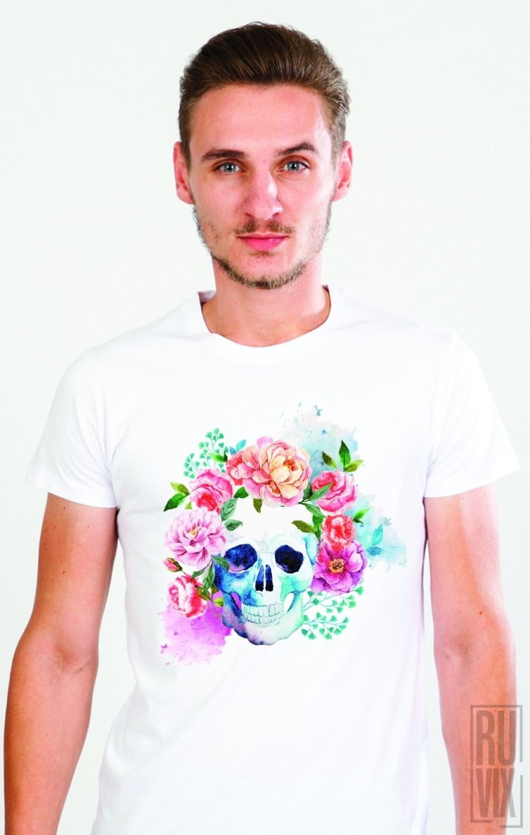 PROMOȚIE Tricou Skull 1