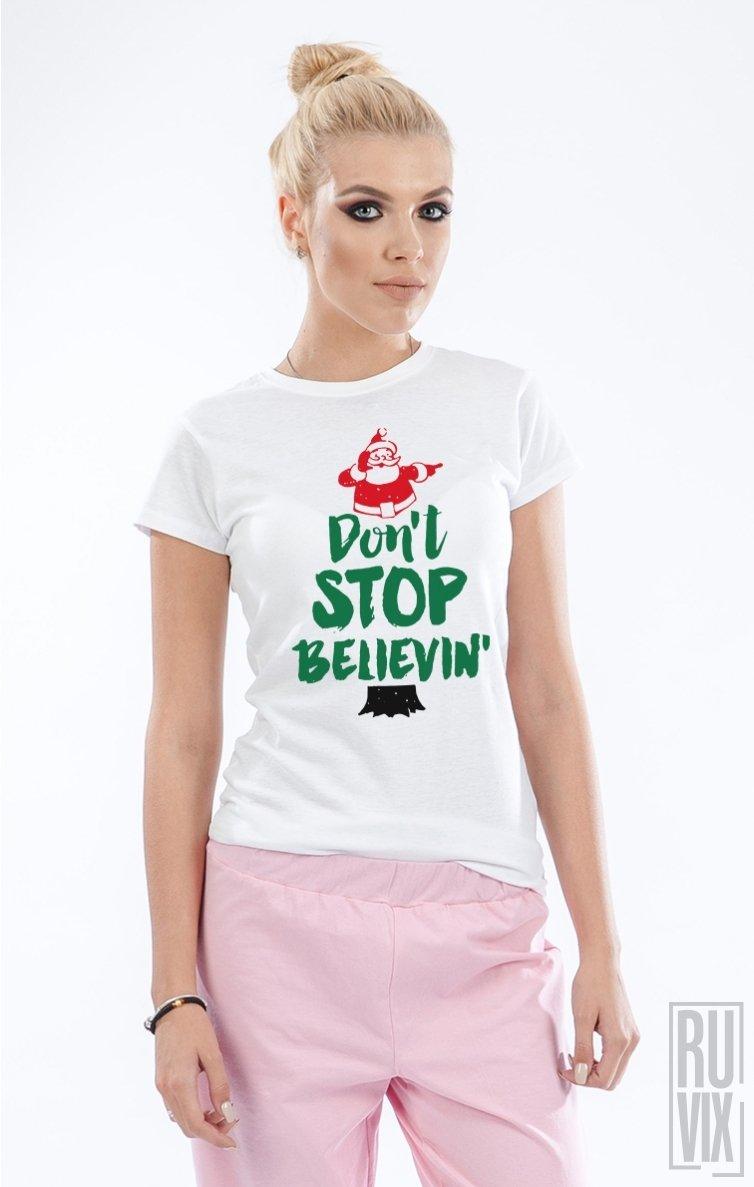 PROMOȚIE Tricou Don't Stop Believin