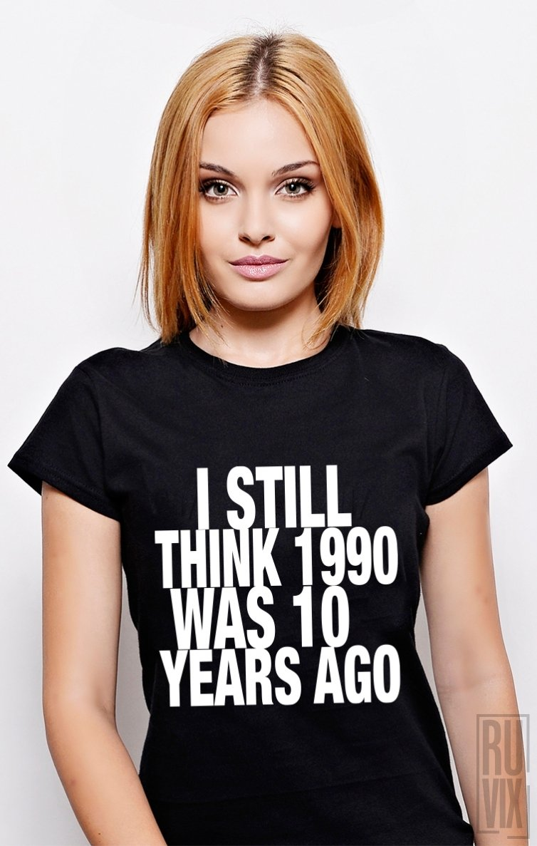 PROMOȚIE Tricou 1990