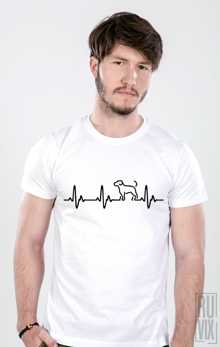 PROMOȚIE Tricou Dog Pulse