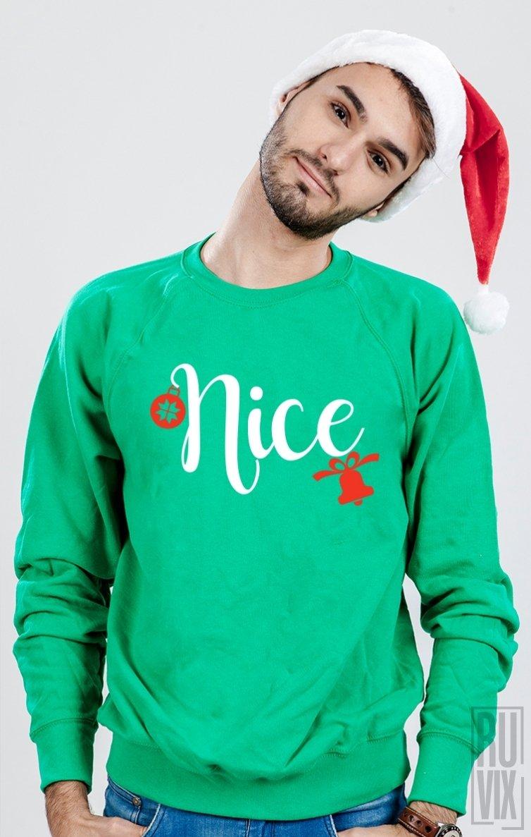 PROMOȚIE Sweatshirt Nice