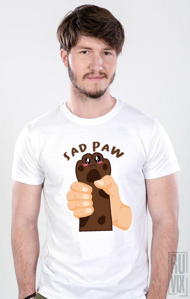 PROMOȚIE Tricou Sad Paw