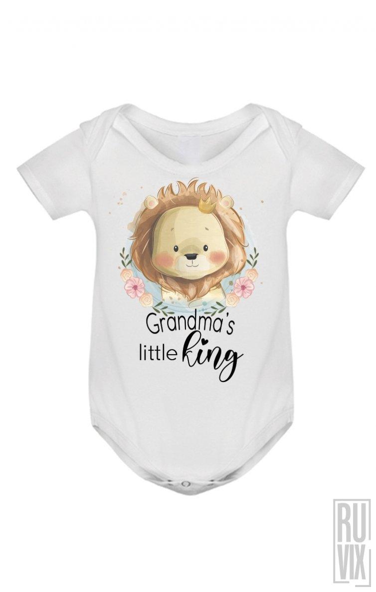 Body Grandma's Little King
