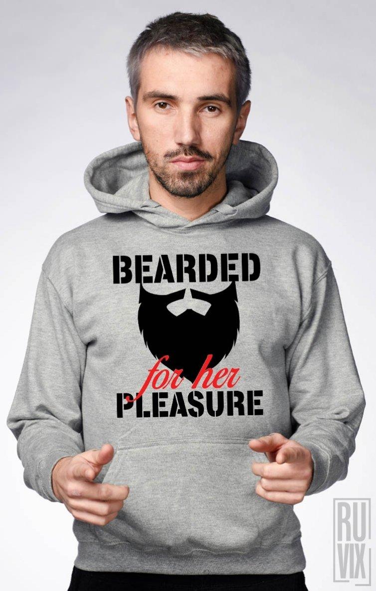 Hanorac Bearded for Her