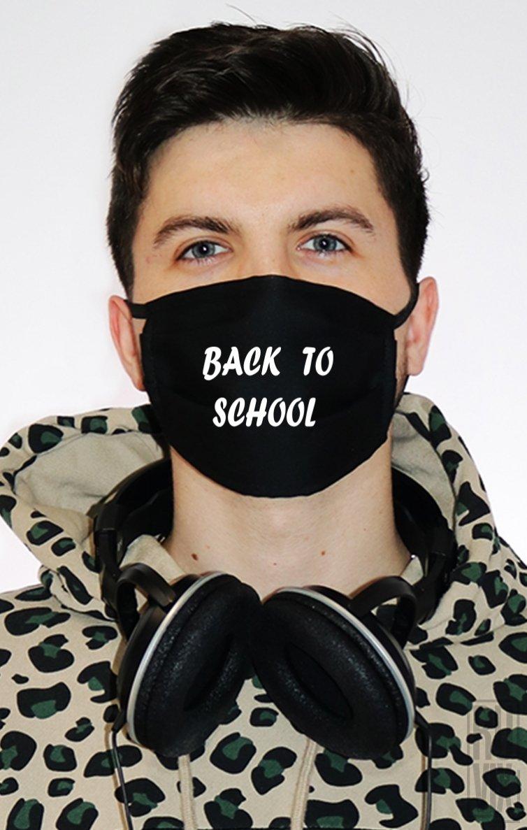 Mască Back To School