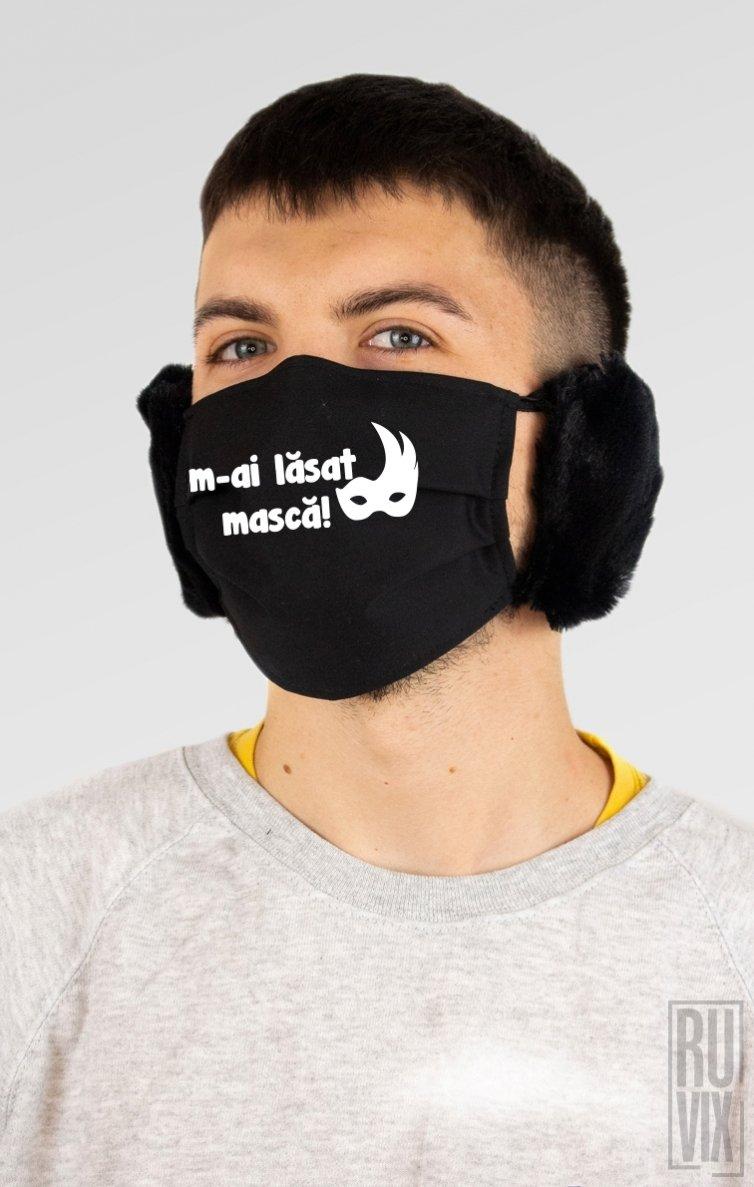 Mască De Iarnă M-ai Lăsat Mască