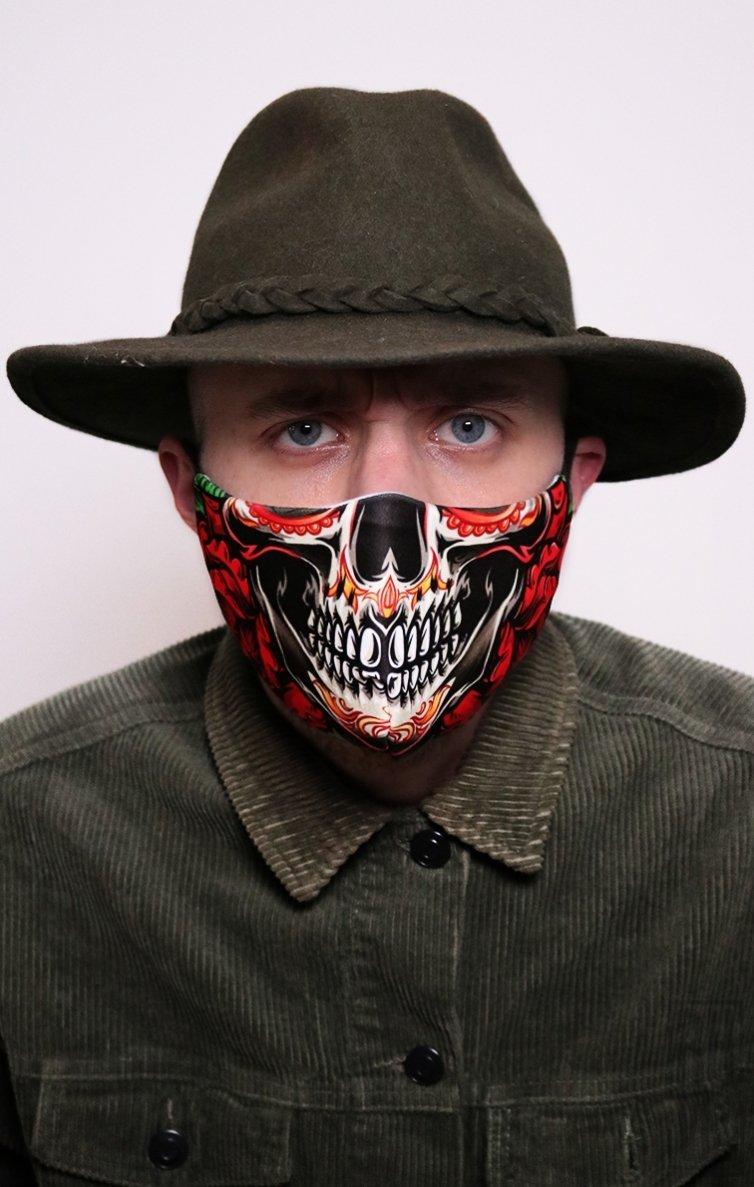 Masca De Los Muertos