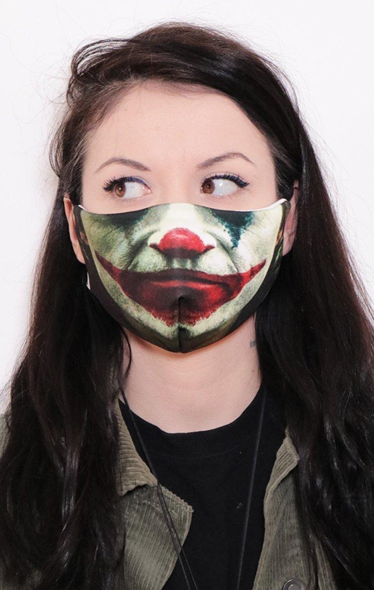 Mască Full Print Joker